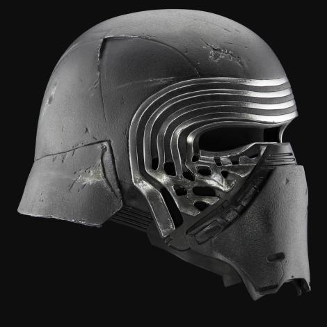 Replica Helmet of Kylo Ren from Star Wars The Force Awakens