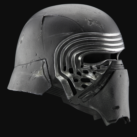 Replica Helmet of Kylo Ren from Star Wars The Force Awakens