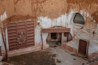 You can almost hear Aunt Beru calling Luke's name. Hotel Sidi Driss, Matmata, Tunisia _ Star Wars Tatooine Location