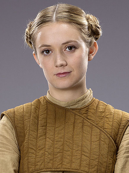 New Star Wars The Force Awakens Promotional Images _ Billie Lourde Carrie Fishers Daughter Resistance