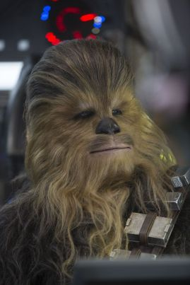 New Star Wars The Force Awakens Promotional Images _ Chewbacca