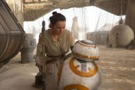 New Star Wars The Force Awakens Promotional Images _ Rey and BB8