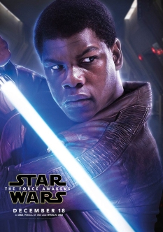 New Star Wars The Force Awakens Promotional Posters and Images _ Finn