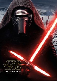 New Star Wars The Force Awakens Promotional Posters and Images _ Kylo Ren