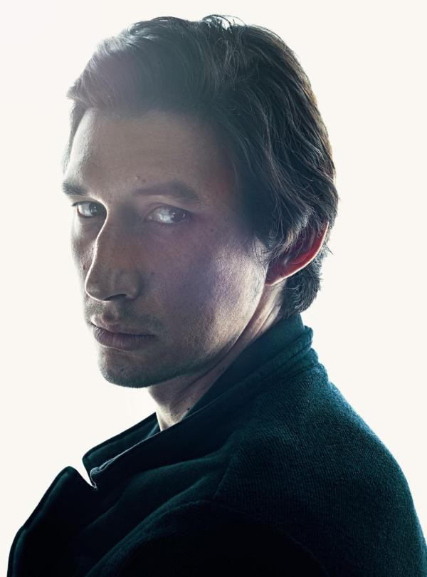 Star Wars The Force Awakens Portraits by Marco Grob _ Adam Driver photographed for TIME on October 25, 2015 in New York_ Hi Res