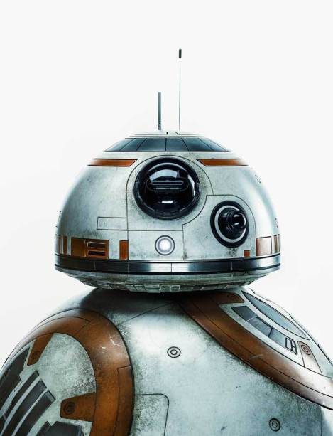 Star Wars The Force Awakens Portraits by Marco Grob _ BB-8 photographed for TIME on October 29, 2015 in London_ Hi Res