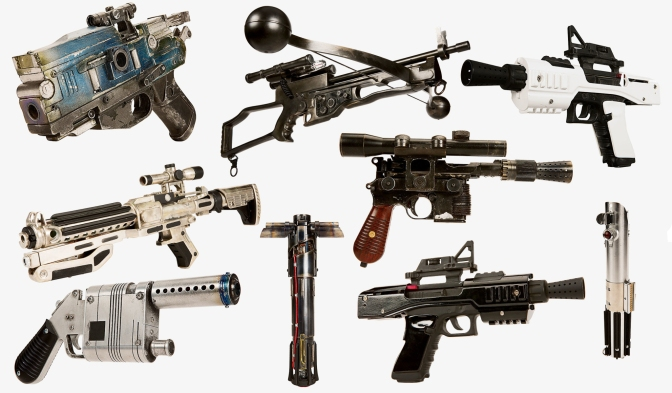 The Force Awakens Armoury