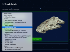 The Force Awakens Galactice Insurance for Star Wars Vehicles Compare the Market _2