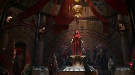 Disneyland 60 Star Wars Land New Concept Art Hi Res MilnersBlog - The Naboo Shop