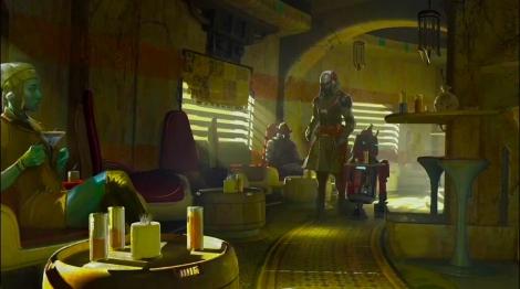 Disneyland 60 Star Wars Land New Concept Art Hi Res MilnersBlog - Force Unleashed Sith Edition