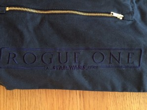 Star Wars Rogue One Crew Tombag with New Logo 2
