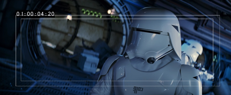 The Force Awakens Blu-ray or Blu Rey Trailer screenshots Star Wars 14
