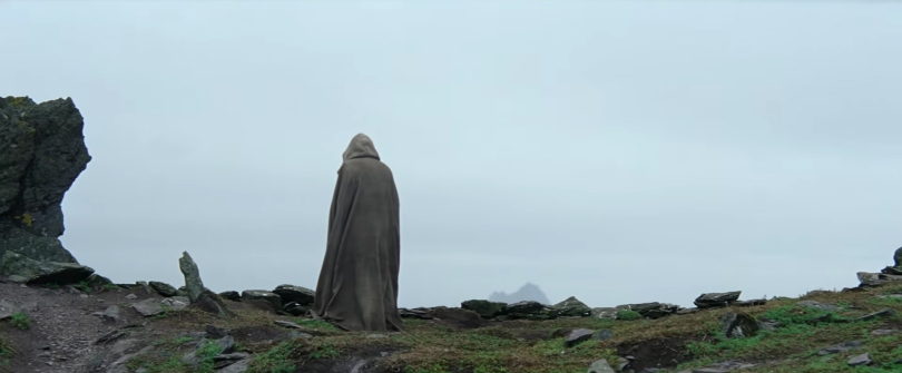 The Force Awakens Blu-ray or Blu Rey Trailer screenshots Star Wars 8