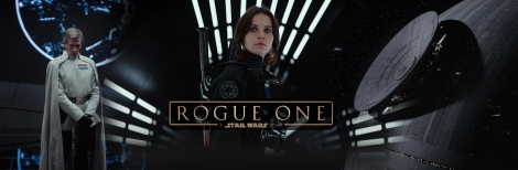 Rogue One A Star Wars Story Banner
