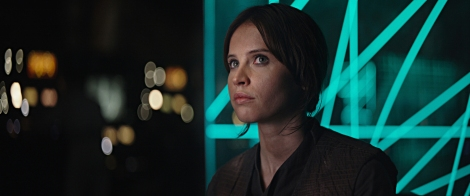 Rogue One A Star Wars Story Official Press Images Jyn Erso Played by Felicity Jones