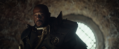 Rogue One A Star Wars Story Official Press Images Forest Whitaker