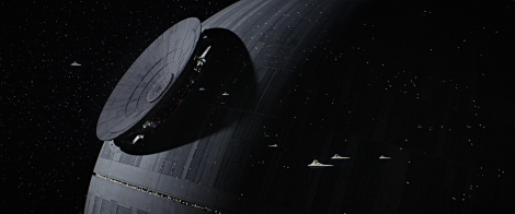 Rogue One A Star Wars Story Official Press Images Death Star Construction
