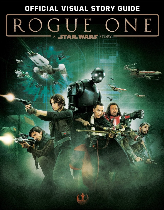 Leaked Star Wars Rogue One Visual Story Guide Hi Res Image