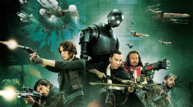Rogue One : A Visual Guide