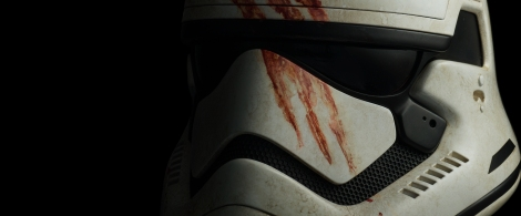 Star Wars The Force Awakens Helmet Replicas by Propshop Finn's Stormtrooper Helmet Hi-Res
