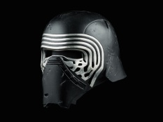 Star Wars The Force Awakens Helmet Replicas by Propshop Kylo Ren's Helmet Helmet Hi-Res