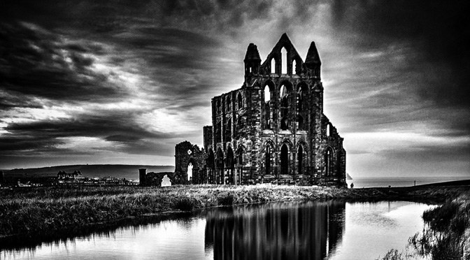 Gothic Abbey Whitby MilnersBlog Header