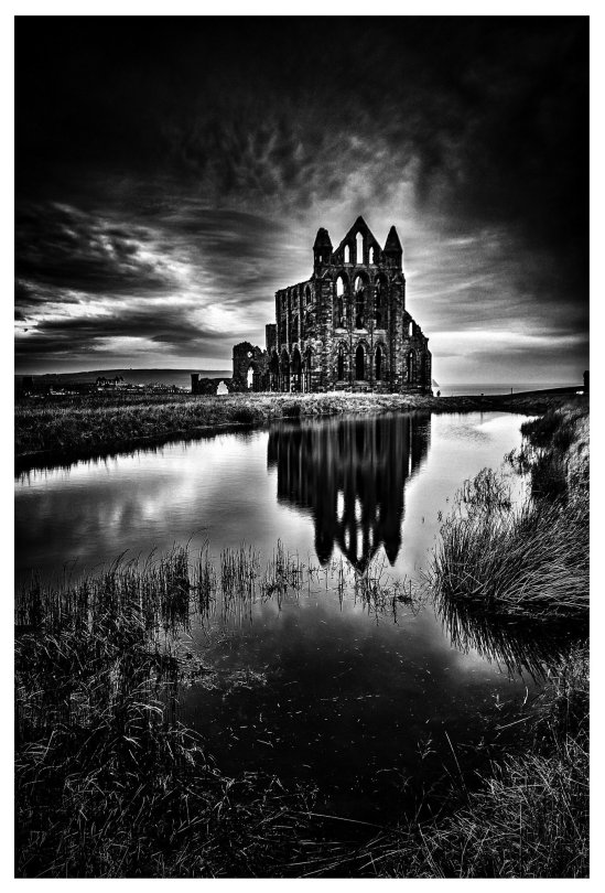 Gothic Abbey Whitby