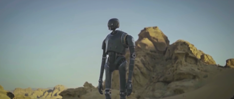 K-2S0 Rogue One A Star Wars Story New Characters Hi-Res HD Image