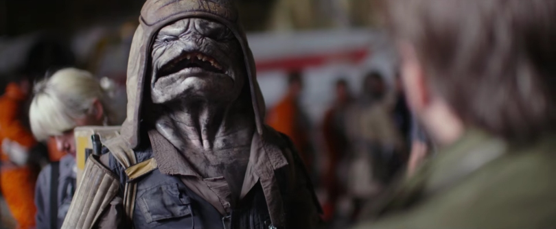 Pao Rogue One A Star Wars Story New Characters in Hi-Res HD Production Images