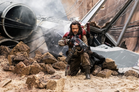 Rogue One A Star Wars Story Official Hi Res HD Images _ Baze Malbus (Jiang Wen)
