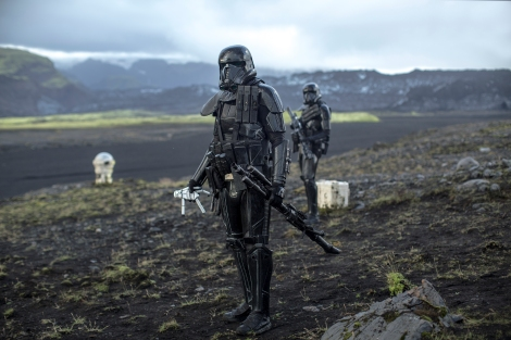 Rogue One A Star Wars Story Official Hi Res HD Images _ Death Troopers and THE Stormtrooper Doll