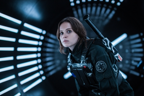 Rogue One A Star Wars Story Official Hi Res HD Images _ Jyn Erso (Felicity Jones)