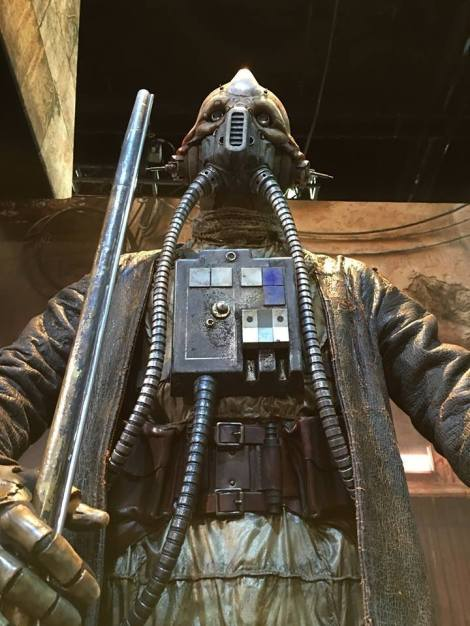 Rogue One Edrio Two Tubes A Star Wars Story Pavilion at San Diego Comic Con