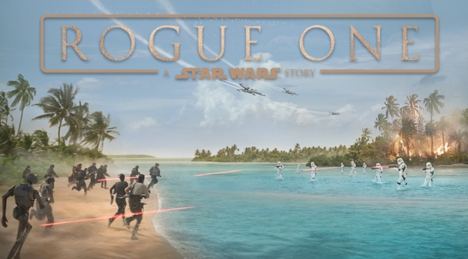 New Rogue One 'Teaser' Poster