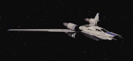 INCOM UT-60 U Wing Star Wars Rogue One