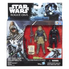 NEW Hasbro Rogue One Action Figure Pao and Death Trooper Revealed Star Wars 1