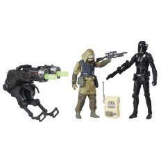 NEW Hasbro Rogue One Action Figure Pao and Death Trooper Revealed Star Wars 2
