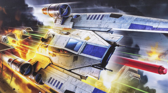 NEW Hasbro 'Rogue One' Toys Revealed