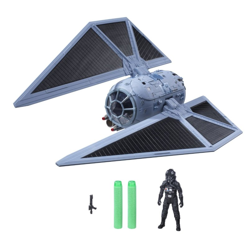 NEW Exclusive Hasbro Rogue One Tie Striker Toy Revealed Star Wars