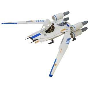 NEW Exclusive Hasbro Rogue One U Wing Troop Carrier Toy Revealed