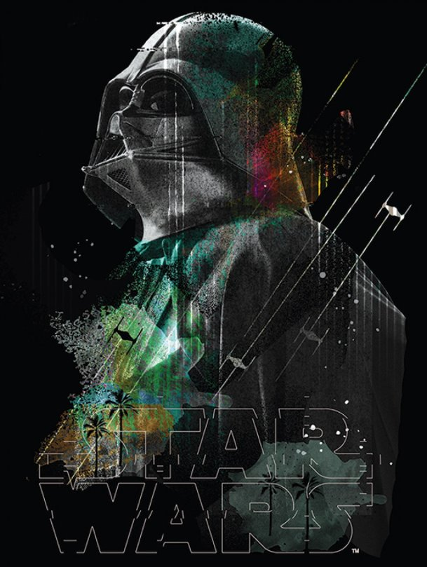 NEW Rogue One Official Posters Pyramid Int HD - A Star Wars Story _ Darth Vader HD Hi Res