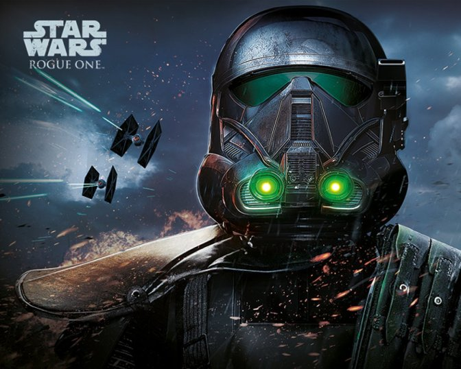 Massive 'Star Wars' Rogue One Poster Launch