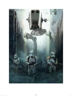 NEW Rogue One Official Posters Pyramid Int HD - A Star Wars Story _ Stormtroppers HD Hi Res