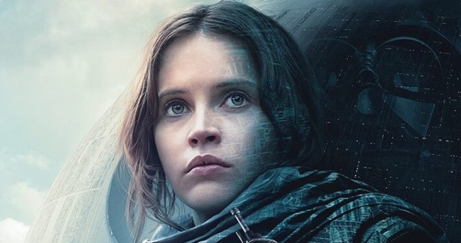 Rogue One Official Theatrical Poster