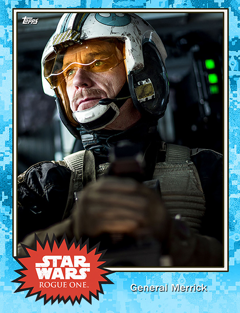 Rogue One Topps Trading Cards Rebel Pilot