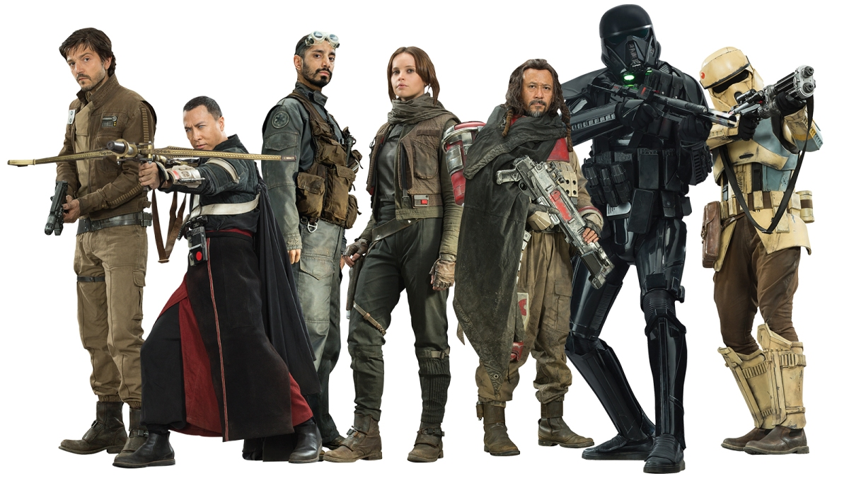 The Characters of Rogue One | Milners Blog | 1200 x 677 jpeg 594kB