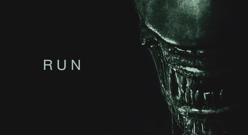 Image result for alien covenant run
