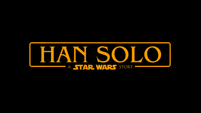 Han Solo - A Star Wars Story Official Logo