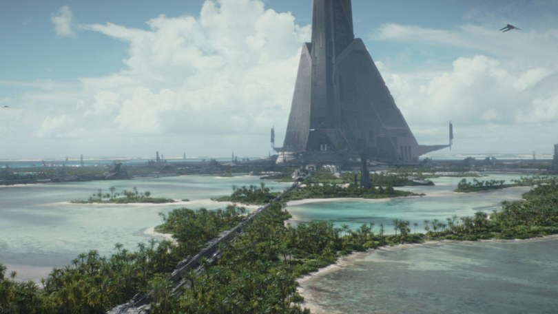 Rogue One A Star Wars Story New Databank Image Hi-Res HD _ Scarif
