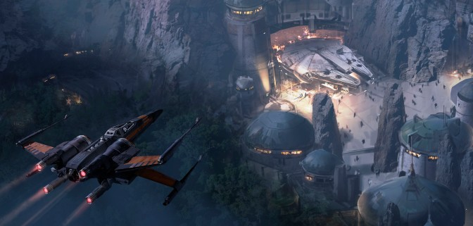 Star Wars Land – Episode VIII Update